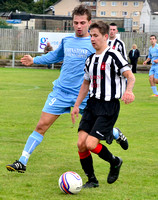 Rutherglen Glencairn vs St Peters Giffnock North (U21s)