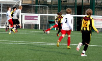Hutchison Vale FC v Spartans Reds FC (U13s)