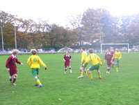 Tynecastle vs Lochside U16