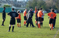 Dundee United vs Jimmy Johnstone Academy (U15s)