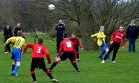 Tass Thistle Colts v Hurlford BC (U14s)
