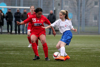 Scotland vs England (U15 Schoolgirls)
