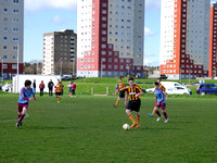Middlefield Wasps vs Bervie Caley (U16)