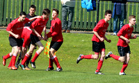 KSC Town v Troon Thistle (U17s)
