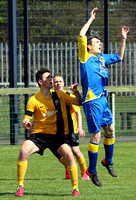 Caledonian United v Irvine Meadow Youth (U16s)