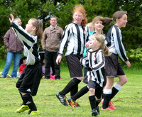 SWF East Region Girls Football Festival