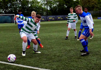 Dyce BC v Lewis United Youth (U14s)