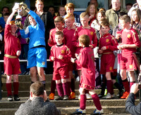 Garden Rose (Small Primary Ayrshire Cup Winners)
