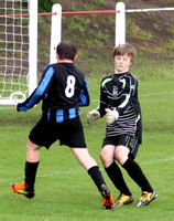 Musselburgh Youngstars v Newcraighall Leith Vics (U13s)