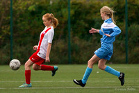 Spartans FC v Murieston United (17s Girls)