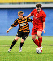 Scottish Schools FA (U18s) v Alloa Athletic FC