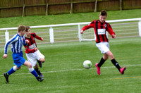 Gala Fairydean Rovers Colts v Penicuik Athletic Reds (U15s)