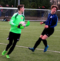 Inverkeithing Hillfield Swifts v Musselburgh Youngstars (U15s)