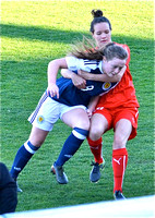 Scotland v Switzerland (U19 Girls)