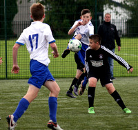 Everton YFC v Port Glasgow Juniors (U14s)