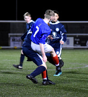 North Kelvin United v Rangers SABC (U17s)