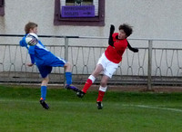 Montrose Youth vs Monifieth Athletic (U14s)