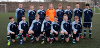 Summerston BC v Mill United (U14s)