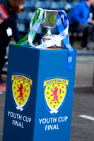 Scottish FA Youth Cup Final Celtic Fc vs Ranger Fc, Hampden Park