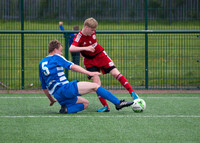 Crosshouse BC Athletic v KSC Rovers (U16s)