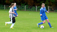 Dunfermline Athletic Girls vs Forfar Farmington Blues (13s girls)