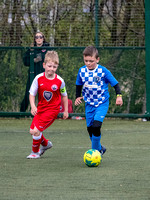 Stirling Albion Junior Academy White 2012 v Central Boys Football Academy Blue 2012