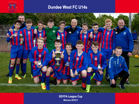 Dundee West FC (U14s) - DDYFA League Cup