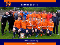 Fairmuir BC (U17s) - DDYFA League Cup