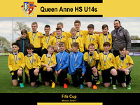 Queen Anne HS (U14s) - Fife Cup