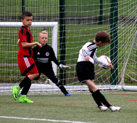 Port Glasgow Juniors v St Peters Black (2008s)