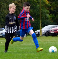Nith Valley United v Dean Thistle Red (2008s)