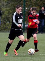 Gourock YAC v Port Glasgow Juniors (U15s)