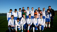 AC Rovers v Rossvale Inter (U14s)