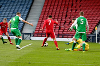Scottish FA Youth Cup Final, Aberdeen FC Vs Hibernian FC