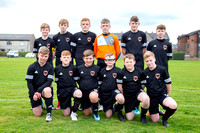 Troon Thistle v Brandane Bulls (U15s)
