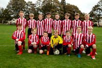 Troon Thistle v Brandane Bulls (U12s)