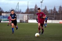 Jerviston v Steins Thistle (U15s)