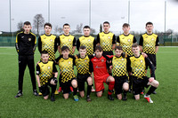 West Park United Navy v Dunbeth FC (U16s)