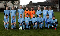 Carse Thistle vs Dunbeth FC (U13s)