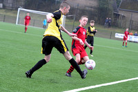 Dunbeth FC v Dunipace Juniors (U13s)
