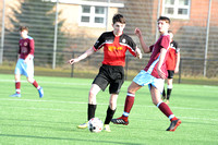 Bonnybridge Youth v Stenhousemuir FC Community (U19s)