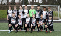 Cambusdoon FC vs Nith United (U14s)