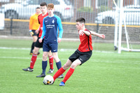 Largs Colts v AC Irvine (U17s)