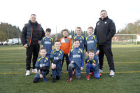 Carbrain Boys Club v Milton Rovers (U10s)