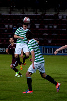 Heart of Midlothian vs Celtic FC (U20)