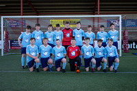 Kerse United v Scotland BC Purple (U14s)