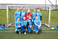 West Park United v Central Girls Futures (U13Gs)
