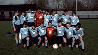 Kerse United v Glenbrae Colts (U14s)
