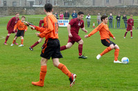 Dundee United SC vs Arbroath Lads Club (U15s)