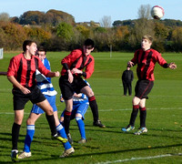 Star A CYP vs Tullibody Thistle U19